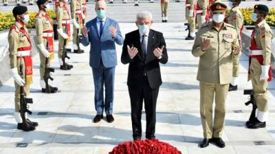 Bosnian President held important meeting with COAS General Bajwa
