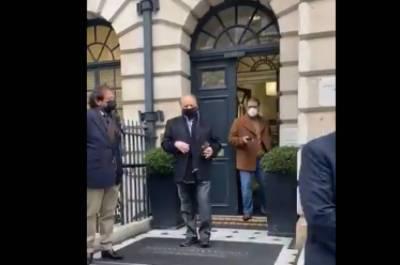 Former Pakistani PM Nawaz Sharif undergoes cardiac checkup in London Hospital