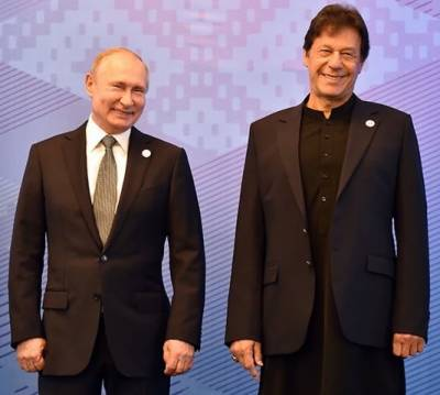 Russian President Putin endorses Pakistani PM Imran Khan viewpoint