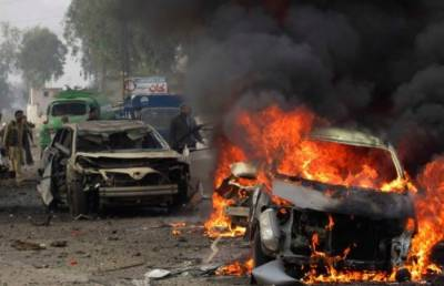 Grenade Attack on Police Vehicle in Quetta Balochistan