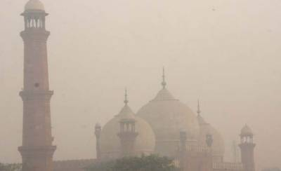 Lahore Ranked as the World Most polluted city in air quality rankings