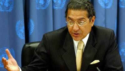 Pakistani top envoy at UN lash out against India at the UN General Assembly