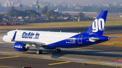 Private Indian Airline Jet made emergency landing at Karachi Air Port