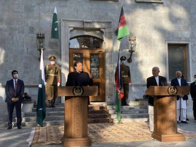 Important understating made between PM Imran Khan and Afghan President Ashraf Ghani