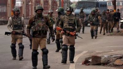In a worst act of state terrorism, Indian military martyred 4 Kashmiris in fake encounter