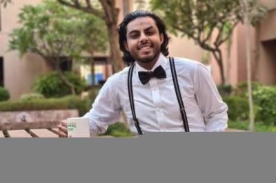 Pakistani medical student Ibrahim Sajid wins Global Pediatric Award