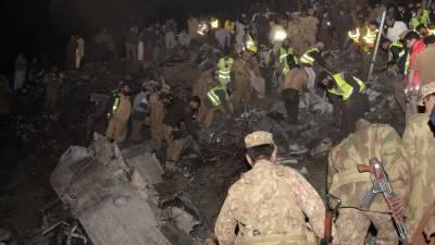 Final Investigations report of Havelian plane crash makes new revelations