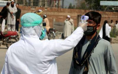 Number of Coronavirus related deaths in Pakistan rise further