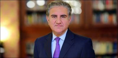 Pakistan FM Shah Mehmood Qureshi important statement over Afghan peace plan final process