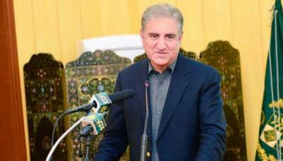 Pakistani FM Shah Mehmood Qureshi lashes out against India over the CPEC conspiracy