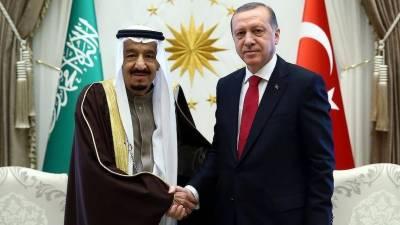 Saudi King Salman held important telephonic conversation with Turkish President Tayyip Erdogan