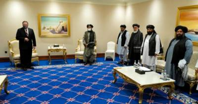 Breakthrough likely in historic talks between Afghan Taliban and government