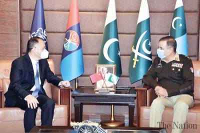 China and Pakistan decide to enhance defence and strategic ties