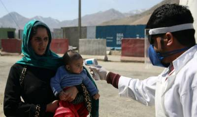 Number of conformed Coronavirus deaths in Pakistan register significant increase