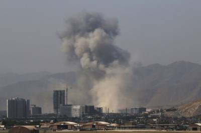 54 Afghan soldiers killed and injured in a deadly suicide bombing