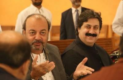 Accountability Court indicts Sindh Assembly speaker Agha Siraj Durrani in assets beyond means case