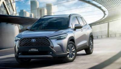 Indus Motors to launch Toyota Corolla Cross in Pakistan from next month