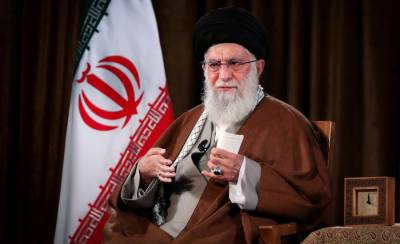 Iran's supreme leader Khamenei strongly hits back over assassination of top nuclear scientist in Tehran