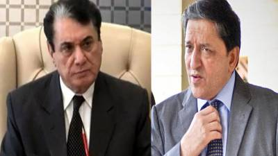 NAB Chief stops all actions against Senate Deputy Chairman Saleem Mandiwalla