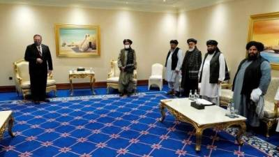 New developments reported between Afghanistan government and the Taliban movement peace talks