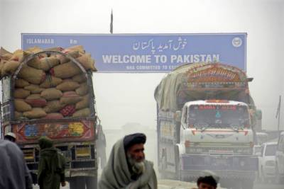 Positive development reported over Pakistan Afghanistan trade