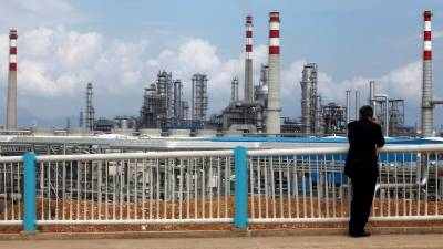 US to impose new sanctions against Chinese state owned Oil Giant CNOOC