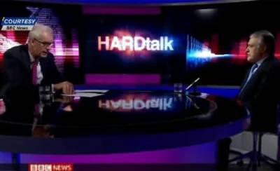 Former Finance Minister Ishaq Dar faces humiliation in BBC Hardtalk Interview