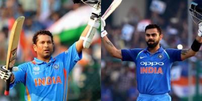 Indian Skipper Virat Kohli makes historic achievement in ODI cricket