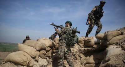 Bomb blast in Afghanistan killed secuirty officials