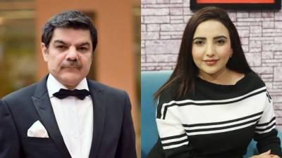 Lahore Court announces verdict on application filed by Mubashir Luqman against actress Hareem Shah