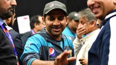 Good news for former Pakistani captain Sarfraz Ahmed