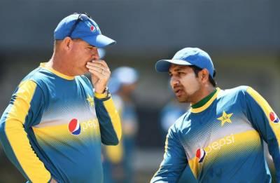 Former Coach Mickey Arthur stunning remarks over Pakistani former skipper Sarfraz Ahmed