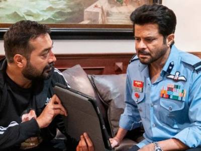 Indian Air Force raises objections to movie starring Anil Kapoor