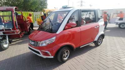 Pakistan government unveils aggressive plan to convert road vehicles to electric cars