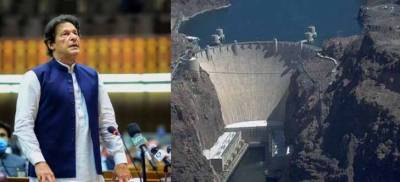 PM Imran Khan shares plan for the construction of two mega dams in Pakistan