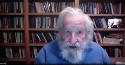 World renowned intellectual Noam Chomsky views about Pakistan future