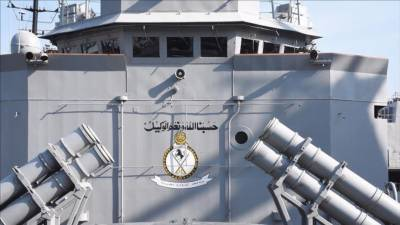 A distinction for the Pakistan Navy at the International front