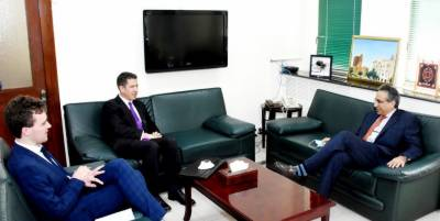 Britain expresses interests in make energy sector investment in Pakistan