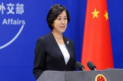 Chinese Foreign Ministry spokesperson hits out against India over Ladakh standoff