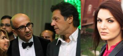 Former wife of PM Imran Khan, Reham Khan tenders unconditional apology