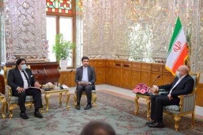 Important decisions taken in high level meeting with top Pakistani and Iranian officials in Tehran