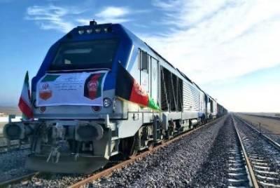 Iran Afghanistan launch historic Railways project