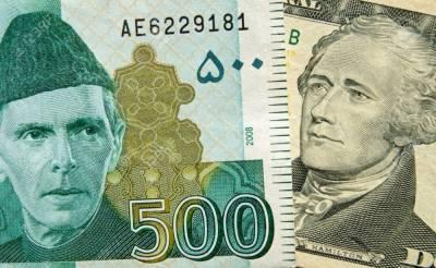 Pakistani Rupee bounces back against the US dollar and British Pound