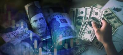 Pakistani Rupee lost value against US dollar and UK Pound