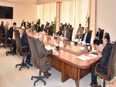 Chairman NAB chaired a high level meeting at NAB Headquarters, Important decisions taken