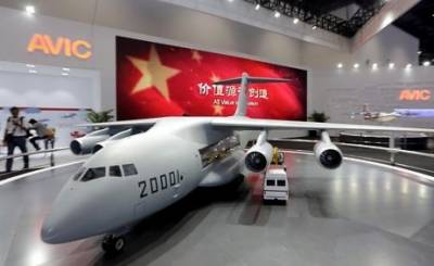 China becomes second largest arms exporter of the World