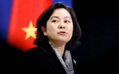 Chinese Foreign Ministry spokesperson hits out against India