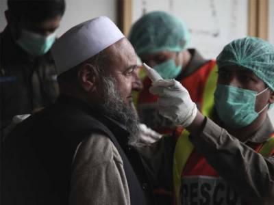 Coronavirus positivity rate in Pakistan rises drastically
