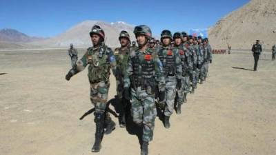 Indian Army's new war plan for two front war against Pakistan and China