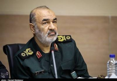 Iranian General gives a strong threat to Israel